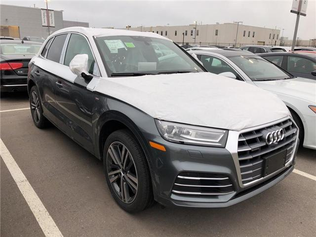 2019 Audi Q5 45 Progressiv (Stk: 50204) in Oakville - Image 3 of 5