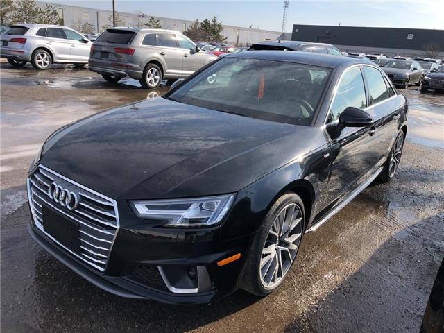 2019 Audi A4 45 Progressiv (Stk: 50224) in Oakville - Image 1 of 5
