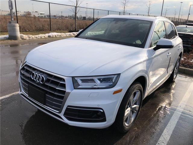 2019 Audi Q5 45 Technik (Stk: 50230) in Oakville - Image 1 of 5