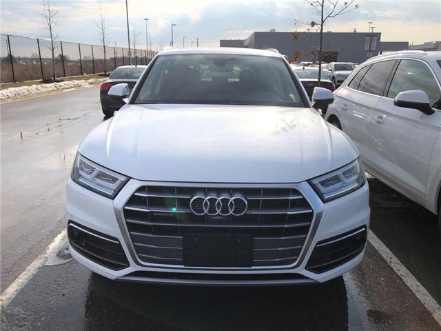 2019 Audi Q5 45 Technik (Stk: 50230) in Oakville - Image 2 of 5