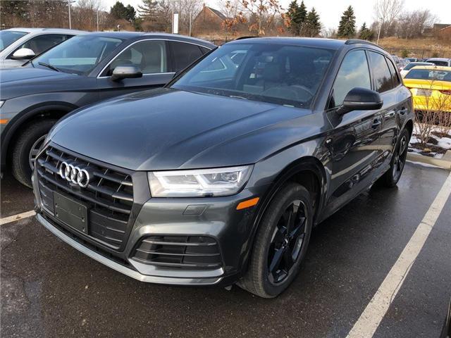 2019 Audi Q5 45 Progressiv (Stk: 50232) in Oakville - Image 1 of 5