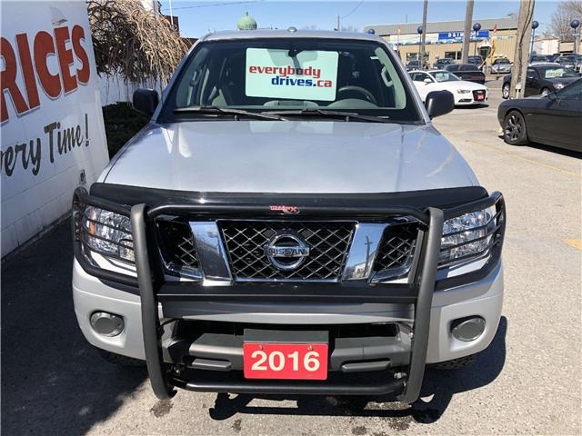 2016 Nissan Frontier SV (Stk: 19-192T) in Oshawa - Image 2 of 15