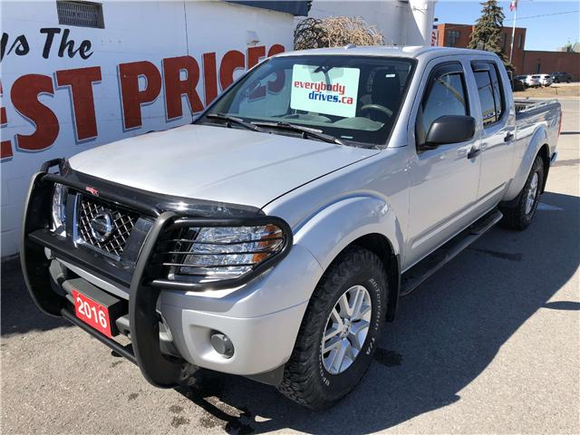 2016 Nissan Frontier SV (Stk: 19-192T) in Oshawa - Image 1 of 15