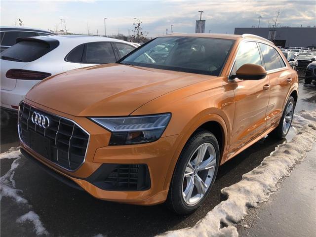 2019 Audi Q8 55 Technik (Stk: 50237) in Oakville - Image 1 of 5