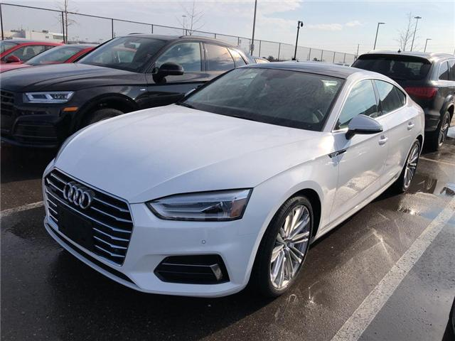 2019 Audi A5 45 Komfort (Stk: 50243) in Oakville - Image 1 of 5