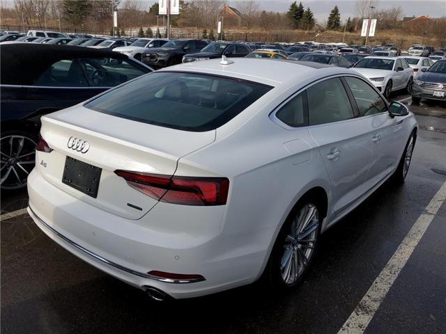2019 Audi A5 45 Komfort (Stk: 50243) in Oakville - Image 5 of 5