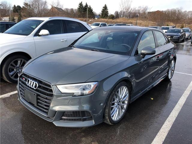 2019 Audi S3 2.0T Technik (Stk: 50268) in Oakville - Image 1 of 5