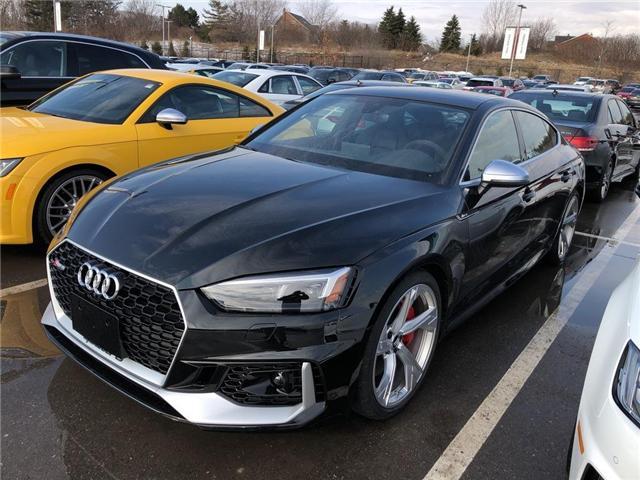 2019 Audi RS 5 2.9 (Stk: 50272) in Oakville - Image 1 of 5