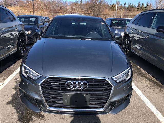 2019 Audi A3 45 Progressiv (Stk: 50301) in Oakville - Image 2 of 5