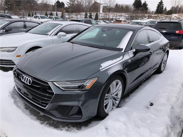 2019 Audi A7 55 Technik (Stk: 50326) in Oakville - Image 1 of 5