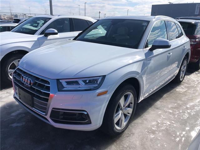2019 Audi Q5 45 Technik (Stk: 50390) in Oakville - Image 1 of 5