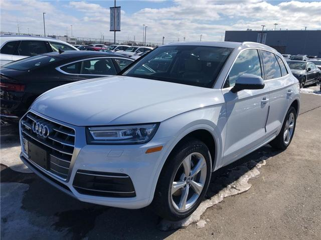 2019 Audi Q5 45 Progressiv (Stk: 50403) in Oakville - Image 1 of 5