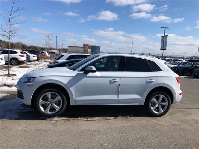 2019 Audi Q5 45 Progressiv (Stk: 50403) in Oakville - Image 3 of 5