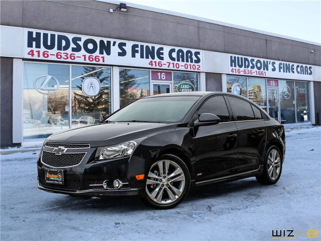 2014 Chevrolet Cruze 2LT (Stk: 30219) in Toronto - Image 1 of 30
