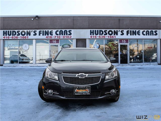 2014 Chevrolet Cruze 2LT (Stk: 30219) in Toronto - Image 2 of 30