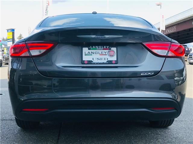 2017 Chrysler 200 LX (Stk: LF009970) in Surrey - Image 7 of 30