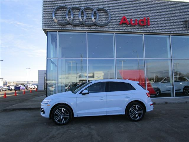 2019 Audi Q5 45 Technik (Stk: 190165) in Regina - Image 2 of 26