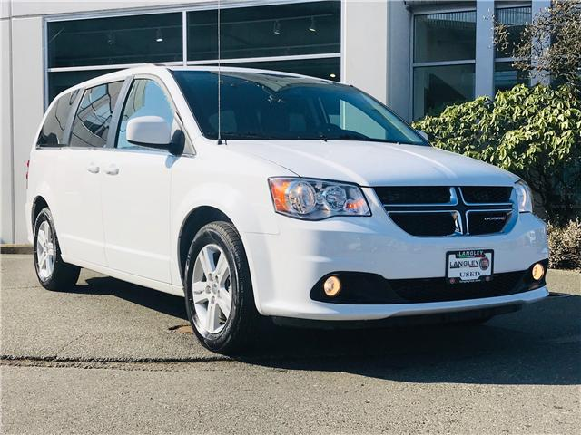 2018 Dodge Grand Caravan Crew (Stk: EE901870) in Surrey - Image 2 of 30