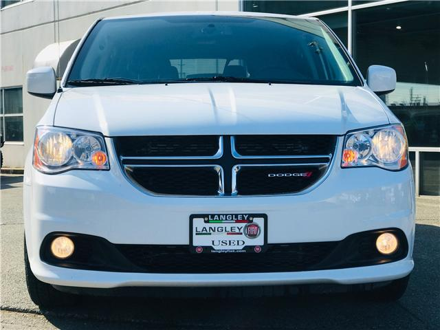 2018 Dodge Grand Caravan Crew (Stk: EE901870) in Surrey - Image 3 of 30
