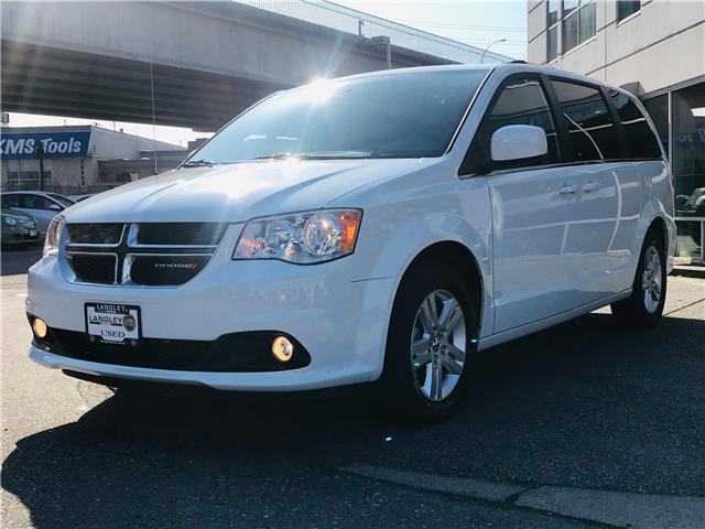 2018 Dodge Grand Caravan Crew (Stk: EE901870) in Surrey - Image 4 of 30