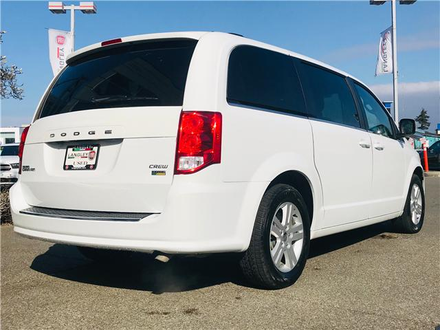 2018 Dodge Grand Caravan Crew (Stk: EE901870) in Surrey - Image 9 of 30