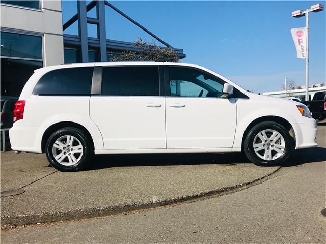 2018 Dodge Grand Caravan Crew (Stk: EE901870) in Surrey - Image 10 of 30