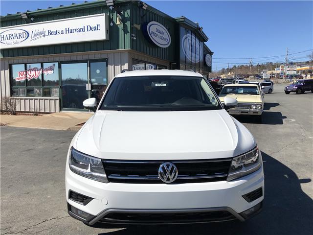 2018 Volkswagen Tiguan Trendline (Stk: 10294) in Lower Sackville - Image 8 of 21