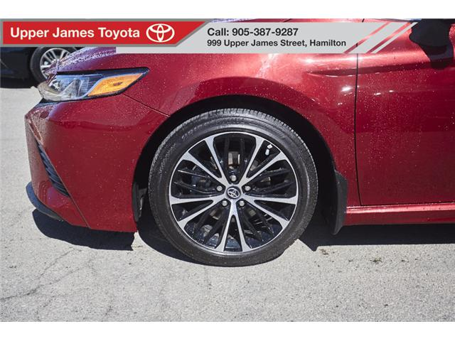 2018 Toyota Camry SE (Stk: 78102) in Hamilton - Image 3 of 20