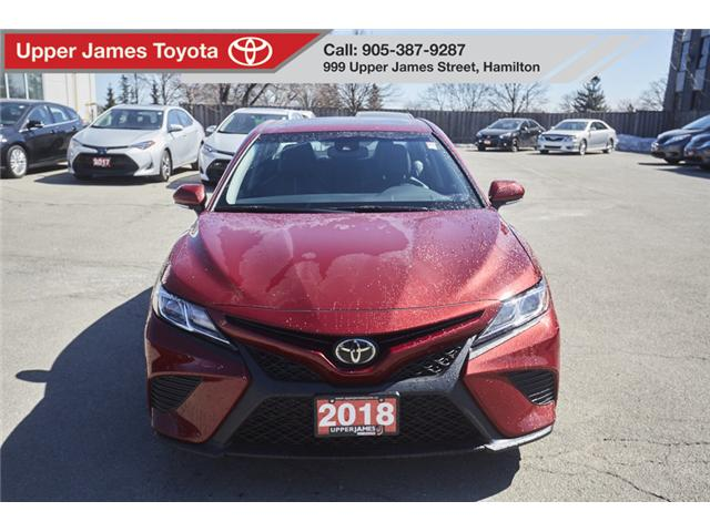 2018 Toyota Camry SE (Stk: 78102) in Hamilton - Image 4 of 20