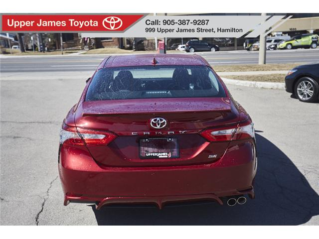2018 Toyota Camry SE (Stk: 78102) in Hamilton - Image 6 of 20