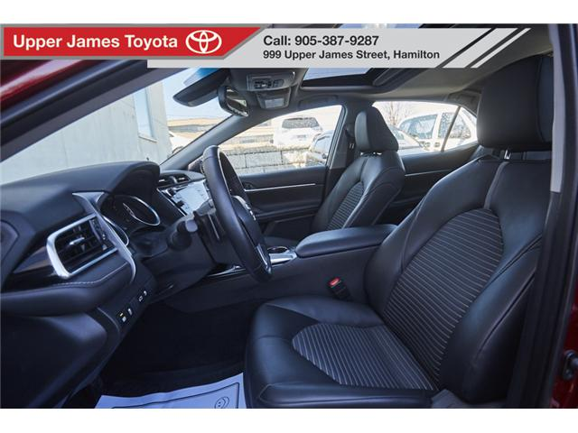 2018 Toyota Camry SE (Stk: 78102) in Hamilton - Image 10 of 20
