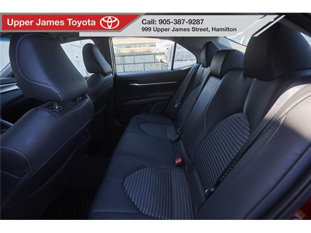 2018 Toyota Camry SE (Stk: 78102) in Hamilton - Image 11 of 20