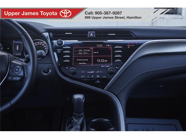 2018 Toyota Camry SE (Stk: 78102) in Hamilton - Image 13 of 20