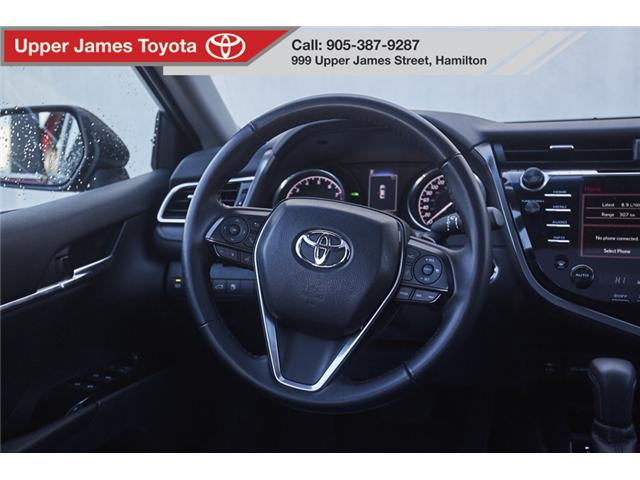 2018 Toyota Camry SE (Stk: 78102) in Hamilton - Image 14 of 20