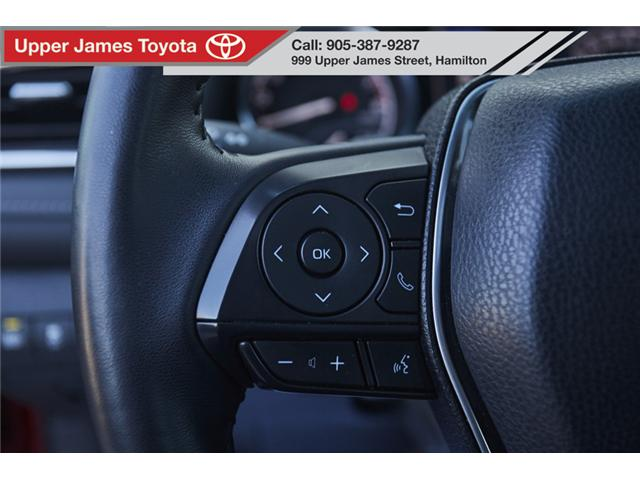 2018 Toyota Camry SE (Stk: 78102) in Hamilton - Image 16 of 20