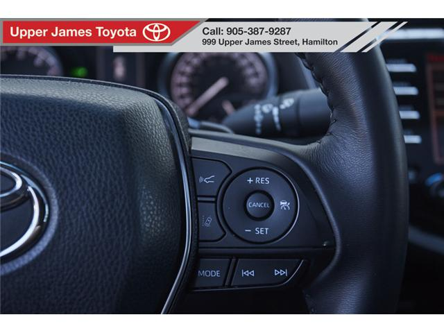 2018 Toyota Camry SE (Stk: 78102) in Hamilton - Image 17 of 20