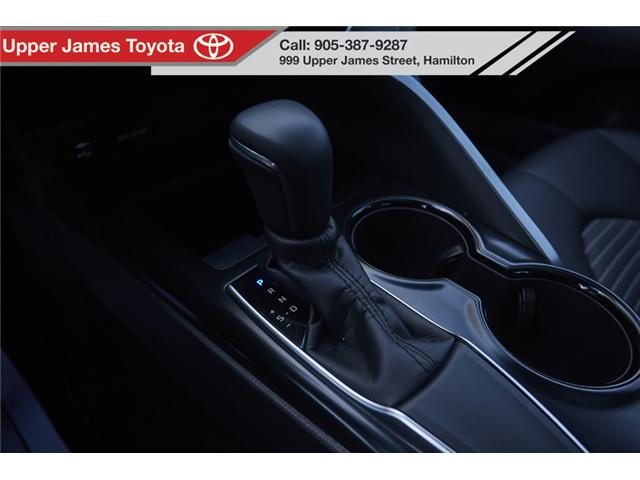 2018 Toyota Camry SE (Stk: 78102) in Hamilton - Image 19 of 20