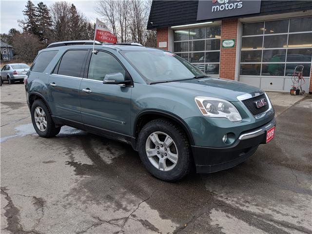 2009 GMC Acadia SLT (Stk: ) in Cobourg - Image 2 of 13