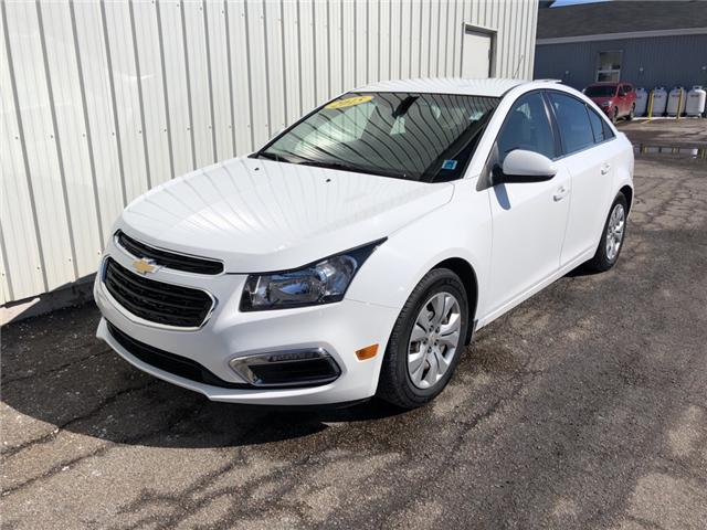 2015 Chevrolet Cruze 1LT (Stk: N253A) in Charlottetown - Image 1 of 19