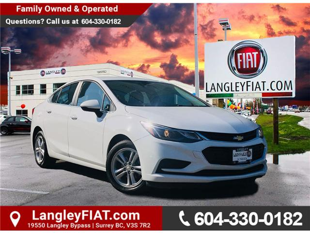 2017 Chevrolet Cruze LT Auto (Stk: LF009930) in Surrey - Image 1 of 28