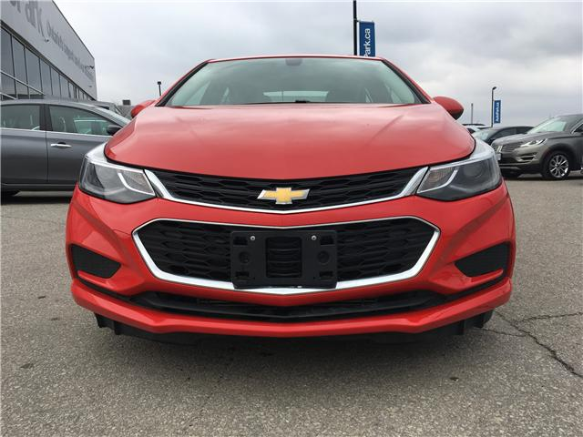 2017 Chevrolet Cruze LT Auto (Stk: 17-95665RJB) in Barrie - Image 2 of 26