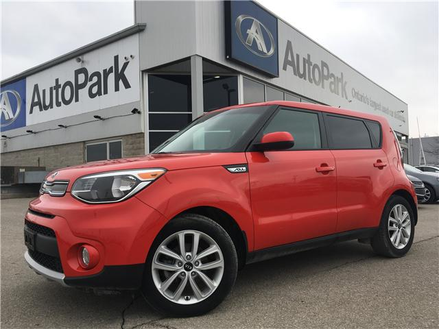 2019 Kia Soul EX (Stk: 19-42341RJB) in Barrie - Image 1 of 27