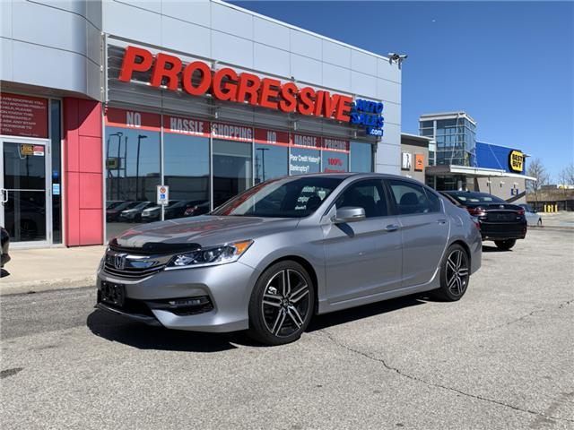 2017 Honda Accord Sport (Stk: HA807697) in Sarnia - Image 1 of 23
