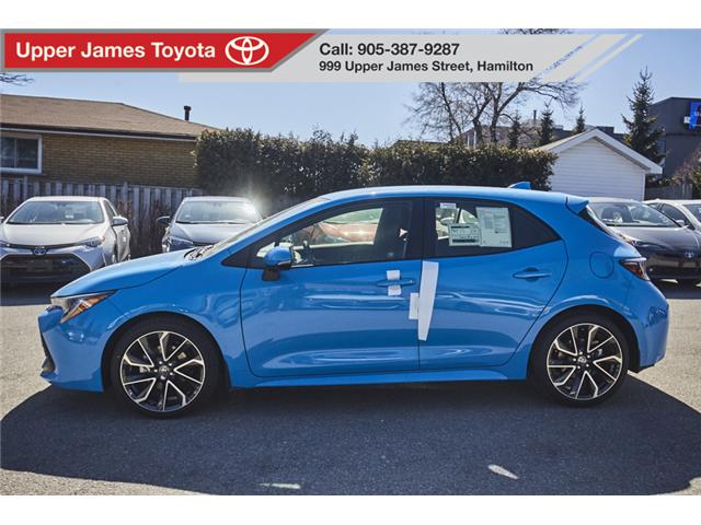 2019 Toyota Corolla Hatchback Base (Stk: 190416) in Hamilton - Image 2 of 16