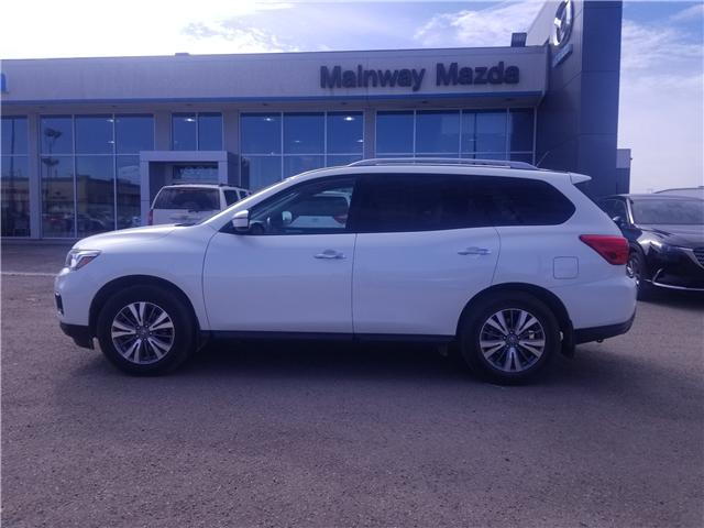 2018 Nissan Pathfinder SV Tech (Stk: R18013) in Saskatoon - Image 1 of 30