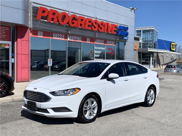 2018 Ford Fusion SE (Stk: JR112137) in Sarnia - Image 1 of 18
