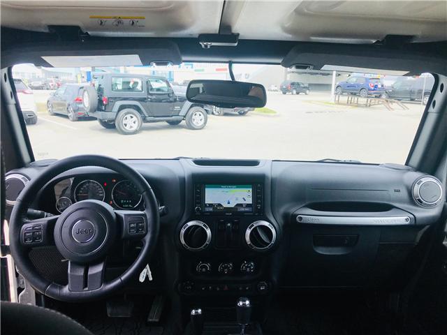 2016 Jeep Wrangler Sahara (Stk: LF009940) in Surrey - Image 14 of 25