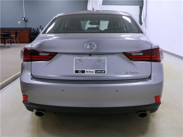2015 Lexus IS 250 Base (Stk: 197059) in Kitchener - Image 21 of 30