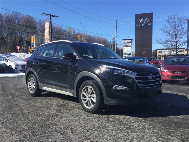 2018 Hyundai Tucson Premium 2.0L (Stk: X1270) in Ottawa - Image 1 of 19