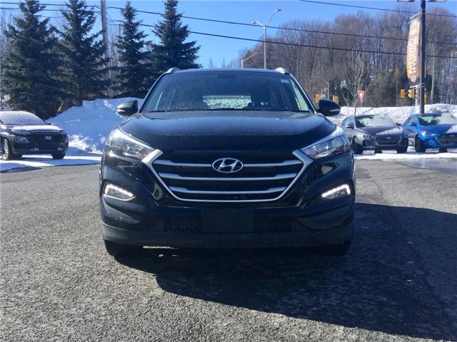 2018 Hyundai Tucson Premium 2.0L (Stk: X1270) in Ottawa - Image 2 of 19